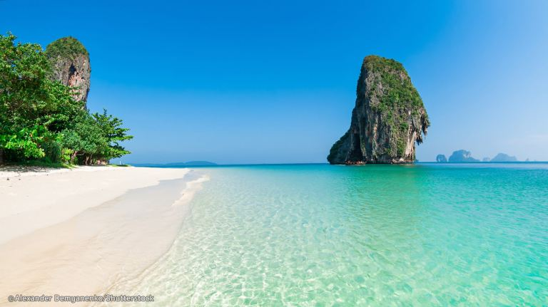railay-peninsula